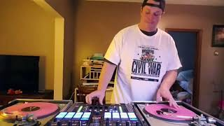 2018 Civil War Battle for Supremacy: DJ Ray Dio vs Jay-ef (Quarter Finals)