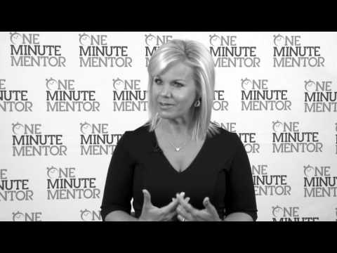Hearst One Minute Mentor: Gretchen Carlson on Trust