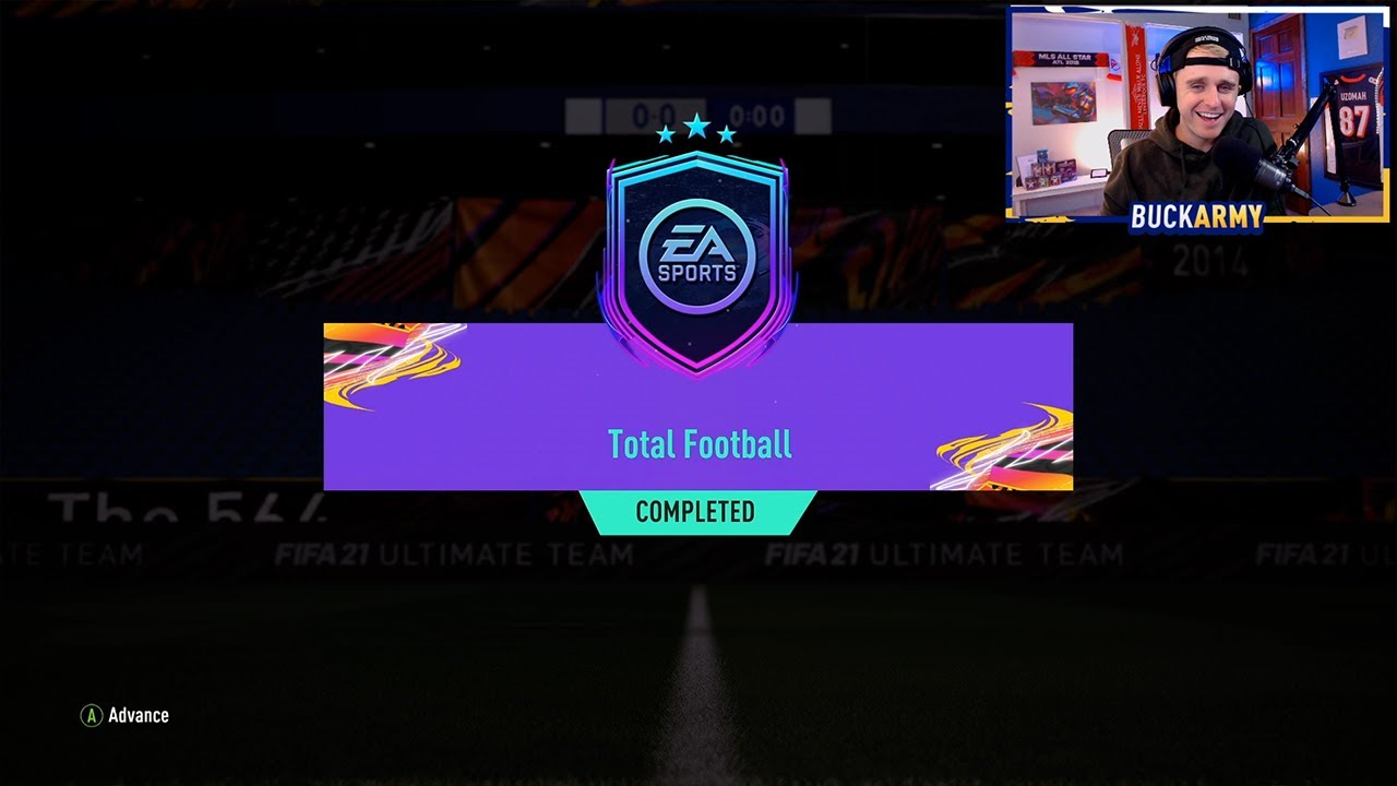BuckArmy - UEL RTTF PACKED! 8 x TOTAL FOOTBALL SBC PACKS! - FIFA 21