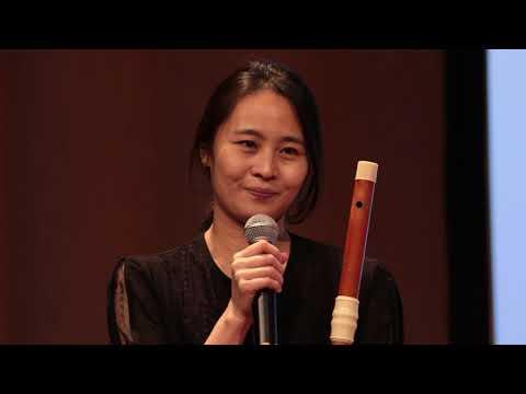 Instruments d'antan et impression 3D | Mina Jang & Abraham Gomez Orozco | TEDxVersaillesGrandParc