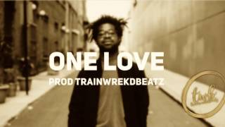 "rlumr x lil durk x migos type beat - ""One Love"" - (Prod trainwrekdbeatz)"