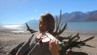 Promentory Last of the Mohicans Theme on Violin   Taylor Davis