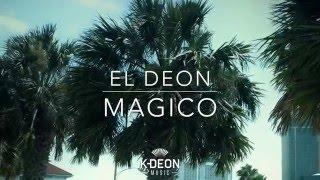 EL DEON MAGICO (Cumbia Edit) - [LYRICS VIDEO]