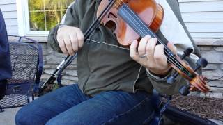 Wagon Wheel intro fiddle