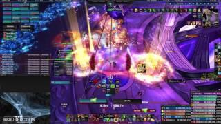 Tanking Chronomatic Anomaly Mythic - Blood DK