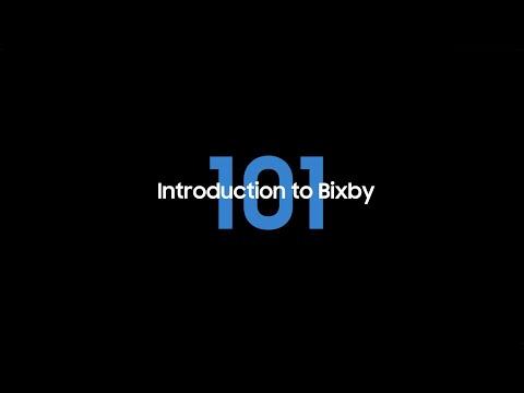 Bixby 101