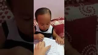 Ahmad Ziyyad Mohd Zahir Menghafal Ayat Al-Quran