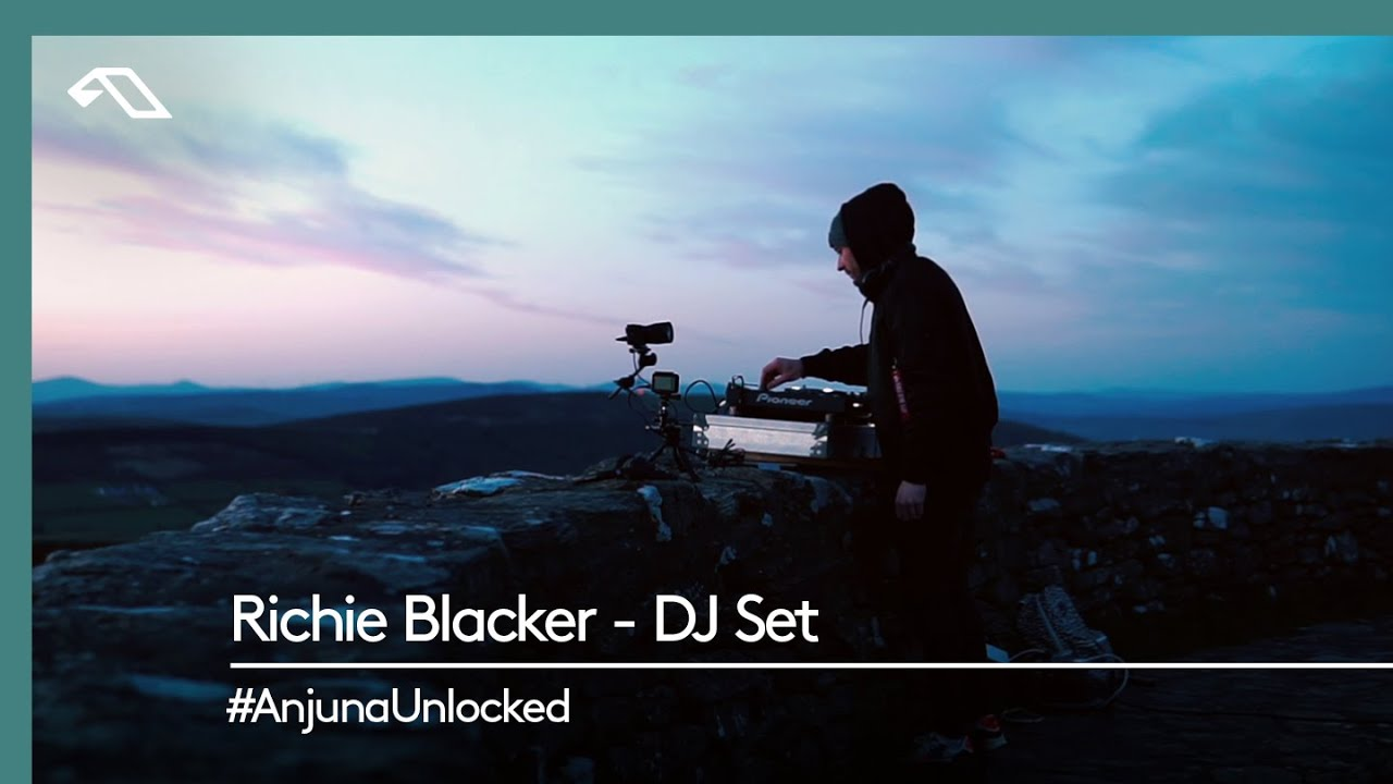 Richie Blacker – DJ Set (Live from Grianan of Aileach, Ireland)