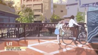 "Koe no Katachi ""A Silent Voice"" OST (Soundtrack: LIT) - Longer Version"