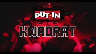 PUT-IN - KWADRAT ( OFICJALNY TELEDYSK )