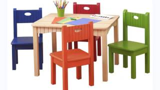 Toddler Wooden Table | Children's Tables | Kids Furniture