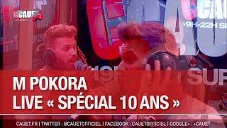 """M Pokora live """"Spécial 10 ans"""" - C'Cauet sur NRJ"""