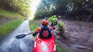 GoPro: Drainage Ditch Kayaking