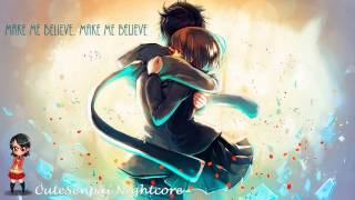 Nightcore - Ghosts (PVRIS)