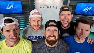 Dude Shaves Eyebrows | Overtime 7 | Dude Perfect