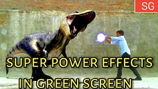 Super power effects with green screen videos using sony vegas pro | SG games of world
