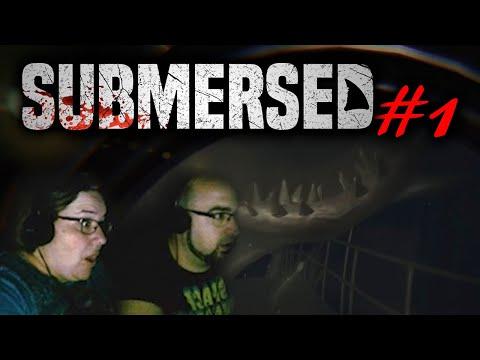 Submersed (Español) (PS4) - Parte 1 - Peligro en las Profundidades