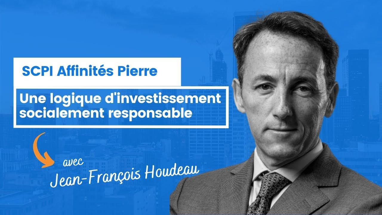 Affinités Pierre dans une logique d'investissement socialement responsable ?