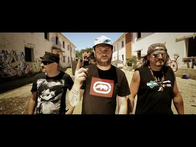 """Video oficial de """"Hasta las cejas"""" de O'funk'illo"""