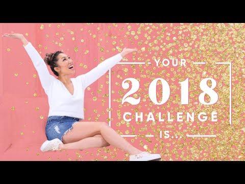 Your 2018 Reset Challenge is...