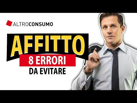 AFFITTO: 8 errori da evitare | Avv. Angelo Greco
