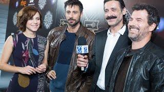 Los protagonistas de 'El Ministerio del tiempo' hablan de la nueva temporada