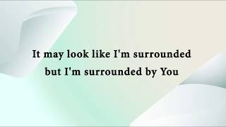 Michael W. Smith - Surrounded (Fight My Battles) Lyric Video width=