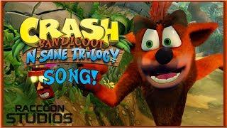 CRASH BANDICOOT N. SANE TRILOGY SONG! (OFFICIAL MUSIC VIDEO)