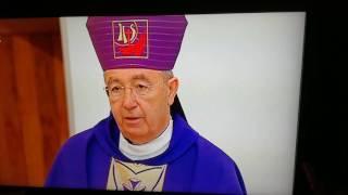 Missa na TVI em direto 12/03/16 inacreditável