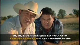 Lucas & Matheus – Te amando em segredo (oi, oi) (Official Karaoke)