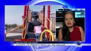 Eliana Tardio, retos con los hijos en los primeros meses del año