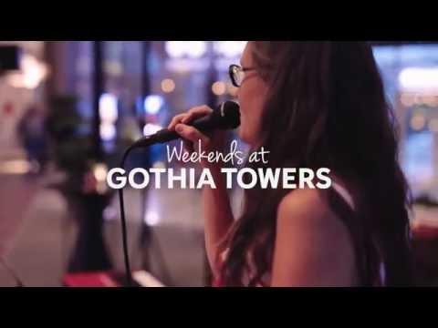 Weekends at Gothia Towers