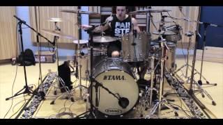 """Eloy Casagrande - """"Trauma of War"""" (Sepultura) - Live Session"""