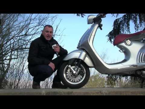 Motosx1000 : Test Vespa 946 Bellissima