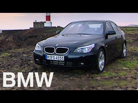The BMW 5 Series History. The 5th Generation. (E60).