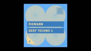 Riemann Kollektion - Deep Techno 1