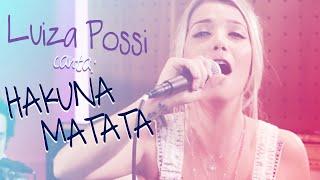 Luiza Possi - Hakuna Matata (O Rei Leão)   LAB LP