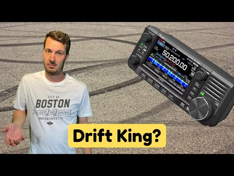 Does the Icom IC-705 Drift? Test and Results HERE!