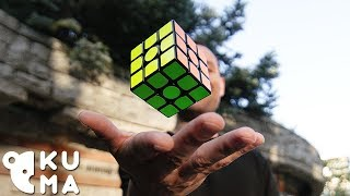 Dude With A Cube // Rubiks Cube