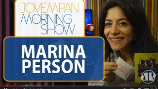 Marina Person fala sobre dificuldades de emplacar filme no circuito de cinemas | Morning Show