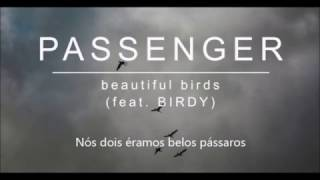 Passenger feat. Birdy - Beautiful birds (tradução)
