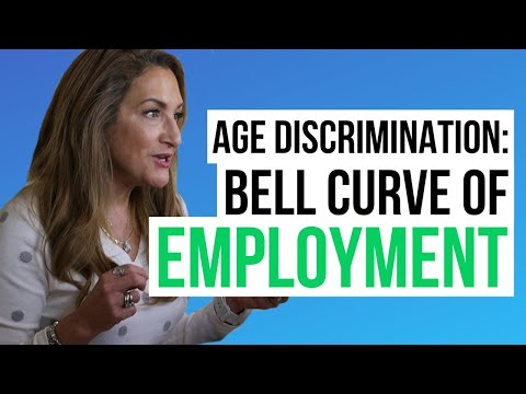 Age Discrimination: The Bell Curve Of Employment photo