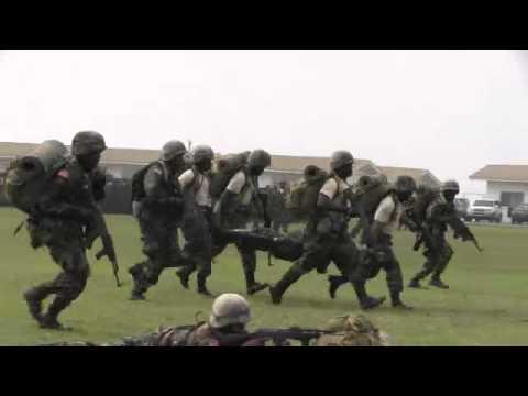 Liberian Army 3