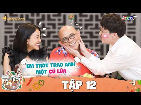 Bữa Ngon Nhớ Đời   Tập 12: Yumi Thiên Nga tròn mắt khi Phát La liên tục khiến Color Man