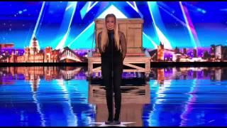 HOT Magician in Britain's Got talent 2017