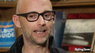 Moby - Interview