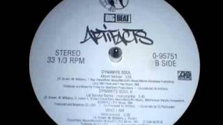 Artifacts   Dynamite Soul II Lip Service Remix Instrumental 1995 HQ