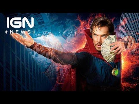 Doctor Strange Breaks a New Global Record - IGN News