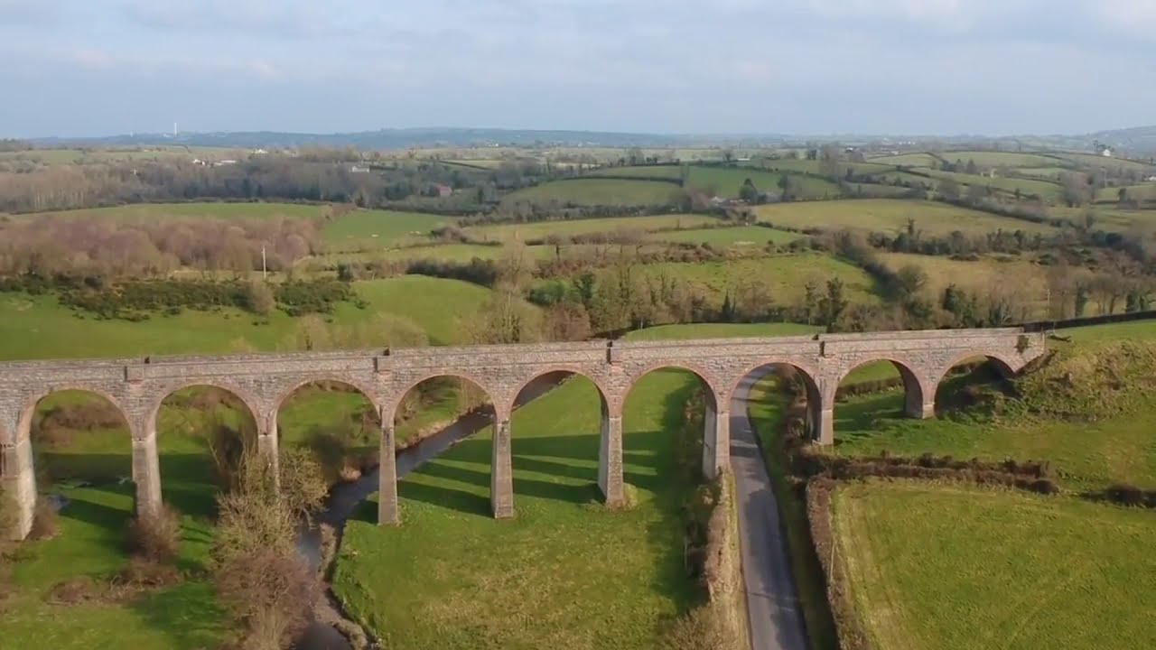 Bring back Ireland's Old Railways