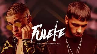 """Fulete"" - Anuel x Bad Bunny Type Beat/Trap Fusion Reggaeton Malianteo Instrumental"